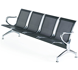<b>黑色等候椅,Waiting chair ckf-dh03</b>