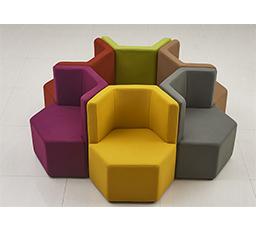 办公室个性沙发,Sofa ckf-