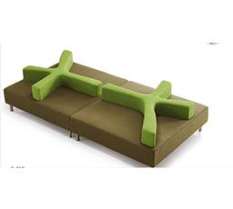 办公室沙发,Sofa ckf-sf01