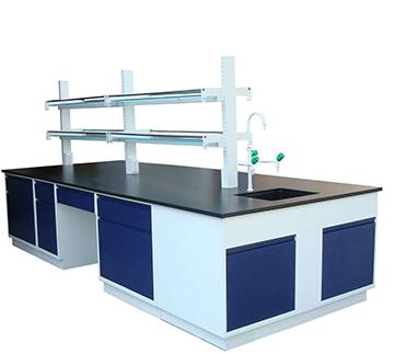 深蓝色实验台Bench  ckf-sy06