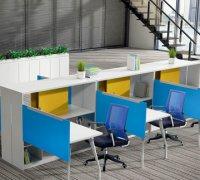 办公家具的选择关乎工作效率